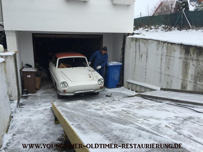 Renault Caravelle, Baujahr 1964