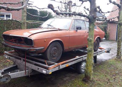 Audi Coupe C1, Bj. 1972