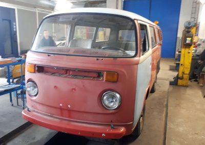 VW Transporter T2 Bj. 1978