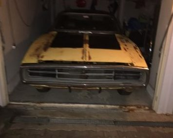 Dodge Charger, Baujahr 1970