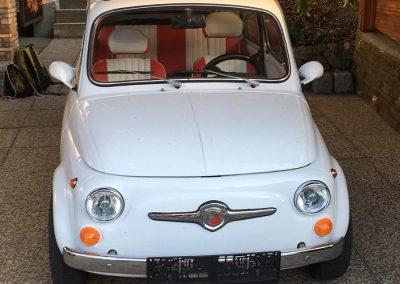 Fiat 500, Bj. 1967